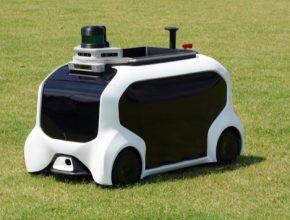 FSR: Robot na podporu sportoviště (robot pro technické disciplíny)
