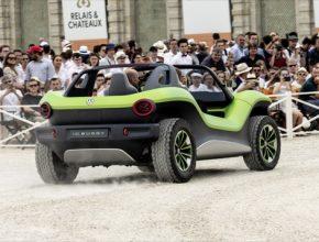 Moderní interpretace plážových buggy z 60. a 70. let bez prvků retro přesvědčila fanoušky automobilů