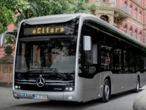 elektrobus elektromobil Mercedes-Benz eCitaro Hannover