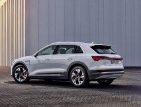 auto elektromobil Audi e-tron 50 quattro