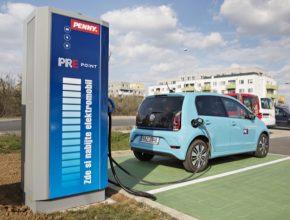 Pražská energetika a Penny Market společně podporují elektromobilitu