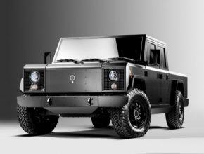 auto elektromobil pick-up truck Bollinger B1