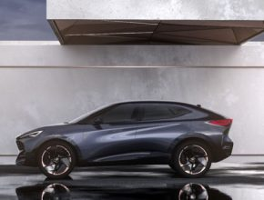 Koncept snoubí vzhled SUV s elegancí sportovního kupé a znovu ukazuje možnou evoluci designu CUPRA
