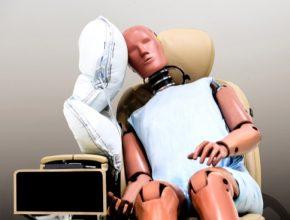S využitím patentované technologie se jedná o jeden z nejlehčích centrálních airbagů na světě