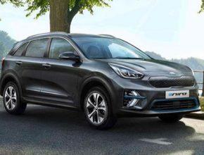 Elektromobil Kia e-Niro už je v prodeji také v Česku.