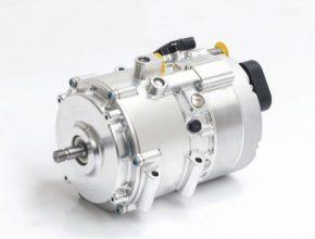 Nový 30kW vodou chlazený elektromotor pro 48V palubní systém