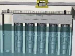 Společnost NuScale má centrálu v Portlandu v Oregonu a pobočky v dalších pěti severoamerických městech a také v Londýně ve Velké Británii. Dlouhodobě se zabývá právě technologií malých modulárních reaktorů. Majoritním vlastníkem v je společnost Fluor Corporation, globální inženýrská, dodavatelská a stavební firma s šedesátiletou historií v jaderné energetice.
