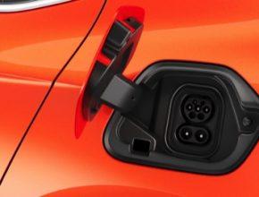 auto elektromobil nabíjení Opel Corsa-e