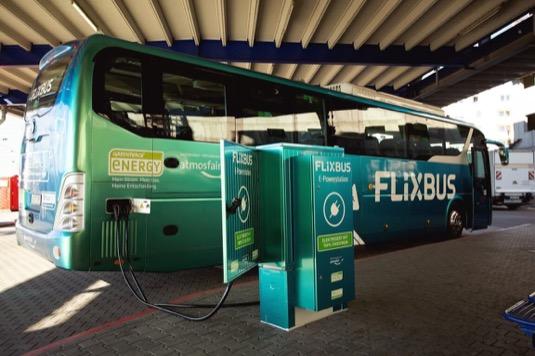 Zelená budoucnost v dopravě: Po elektrobusech chce FlixBus testovat pohon na palivové články