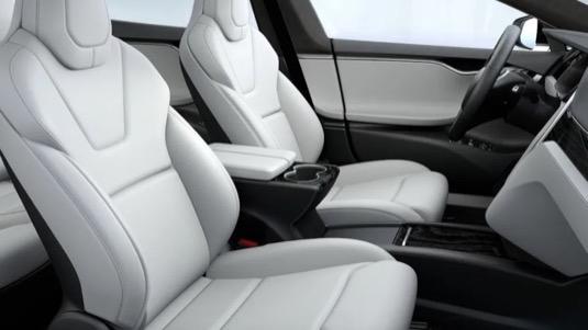 auto elektromobily Tesla Model X patenty
