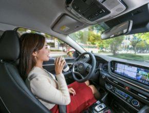 Celosvětově prvními asistenčními systémy ADAS, pracujícími na základě umělé inteligence, budou vybavena budoucí vozidla HMG