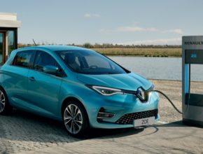 auto elektromobily Renault Zoe 52 kWh