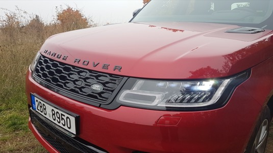 Range Rover Sport P400e PHEV