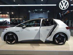 auto elektromobily Volkswagen ID.3 na veletrhu e-Salon