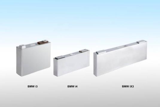 Nový typ bateriových modulů BMW