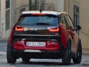 auto elektromobily BMW i3