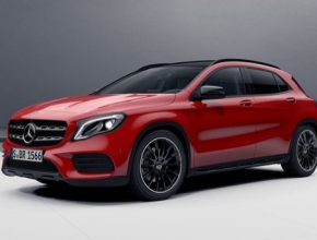auto Mercedes-Benz GLA