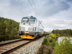 lokomotiva Siemens Vectron