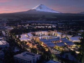 Woven City, v překladu propletené město, bude tvořit plně propojený ekosystém, poháněný pomocí vodíkových palivových článků.