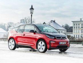 auto elektromobil BMW i3 nabídka ojetin v ČR