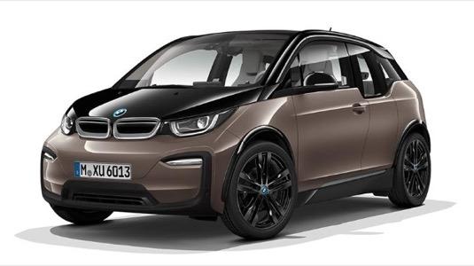 BMW i3 se 101 vozidly bylo v loňském roce nejregistrovanějším elektromobilem.