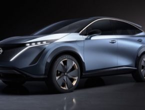 auto elektromobil Nissan Ariya