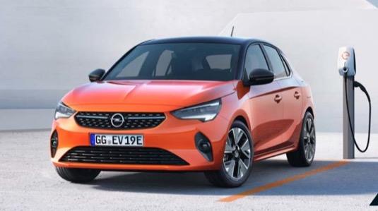 auto elektromobil Opel Corsa-e
