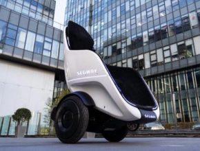 Segway S-Pod elektrické samovyvažovací křeslo