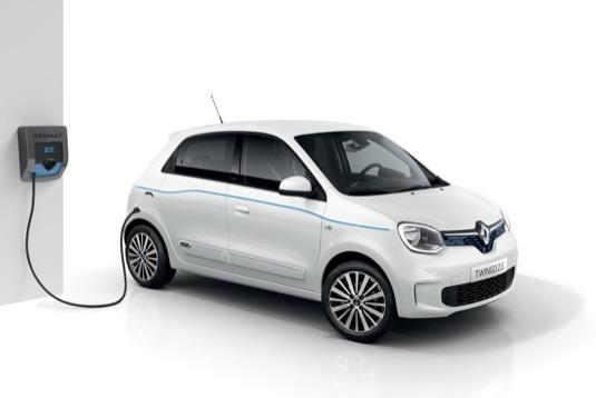 auto elektromobil Renault Twingo Z.E.