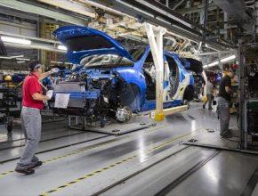 auto továrna Nissan Sunderland Juke výroba ait