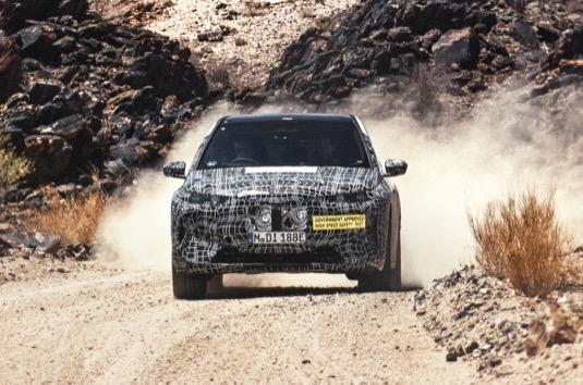 Auto se bude vyrábět v továrně Dingolfing v Německu.