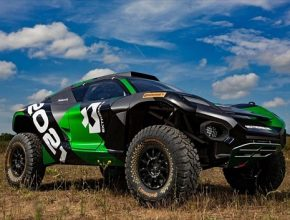 auto elektromobil Odyssey 21 Extreme E Ken Block