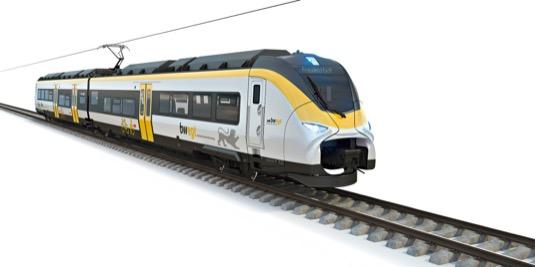 vlaky Siemens Mireo baterie
