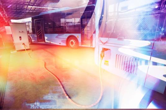 auto elektrobusy Praha elektrické autobusy MHD