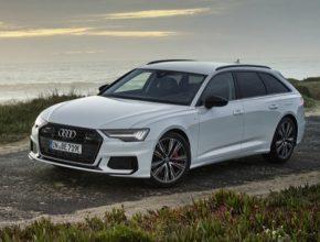 Plug-in hybrid Audi A6 Avant TFSI e quattro nabízí dojezd čistě na elektřinu až 51 km WLTP