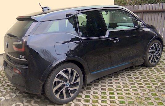 elektromobil BMW i3 Alois Kácovský
