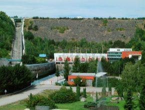 vodní přečerpávací elektrárna Dalešice