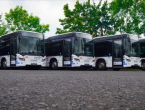 O pohon vozidla se stará devítilitrový pětiválcový plynový motor s výkonem 320 koní. Nově pořízené autobusy budou nasazeny na velkokapacitních linkách v oblasti Hlučínsko.