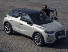 auto elektromobil DS 3 CROSSBACK E-TENSE
