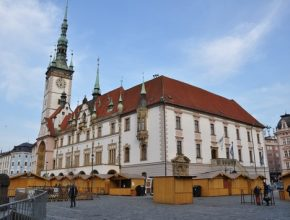 Olomouc Stará radnice