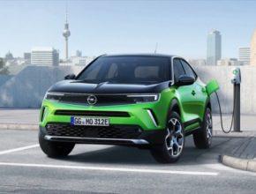 auto elektromobil Opel Mokka Electric