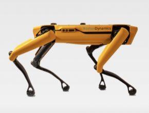 robotický pes Boston Dynamics spot