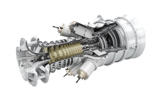 Siemens HYFLEXPOWER umožní využití vodíku pro pohon plynové turbíny až do 100 %