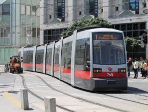 městská hromadná doprava ve Vídni