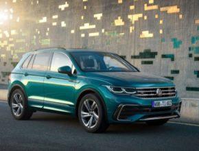"""Volkswagen Tiguan je nejúspěšnějším SUV v Evropě a jedním z nejprodávanějších modelů v kategorii """"Sport Utility Vehicle"""" na světě."""