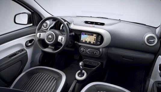 Elektromobil Renault Twingo Z.E.