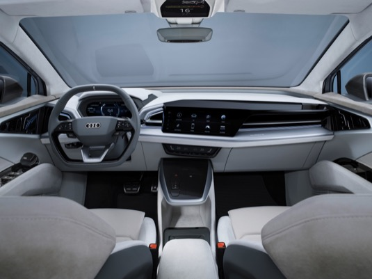 Audi Q4 Sportsback e-tron