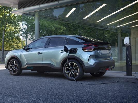 Elektromobil Citroën ë-C4