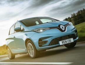 auto elektromobil Renault Zoe