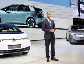 auto elektromobil Volkswagen ID.3 Herbert Dies